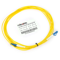 Mikrobits Patch Cable Singlemode LC-LC Simplex 5M